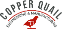 Copper Quail Engineering and Manufacturing Recruitment Logo